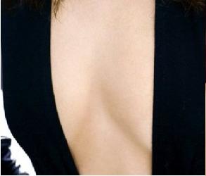 Первый размер груди фото